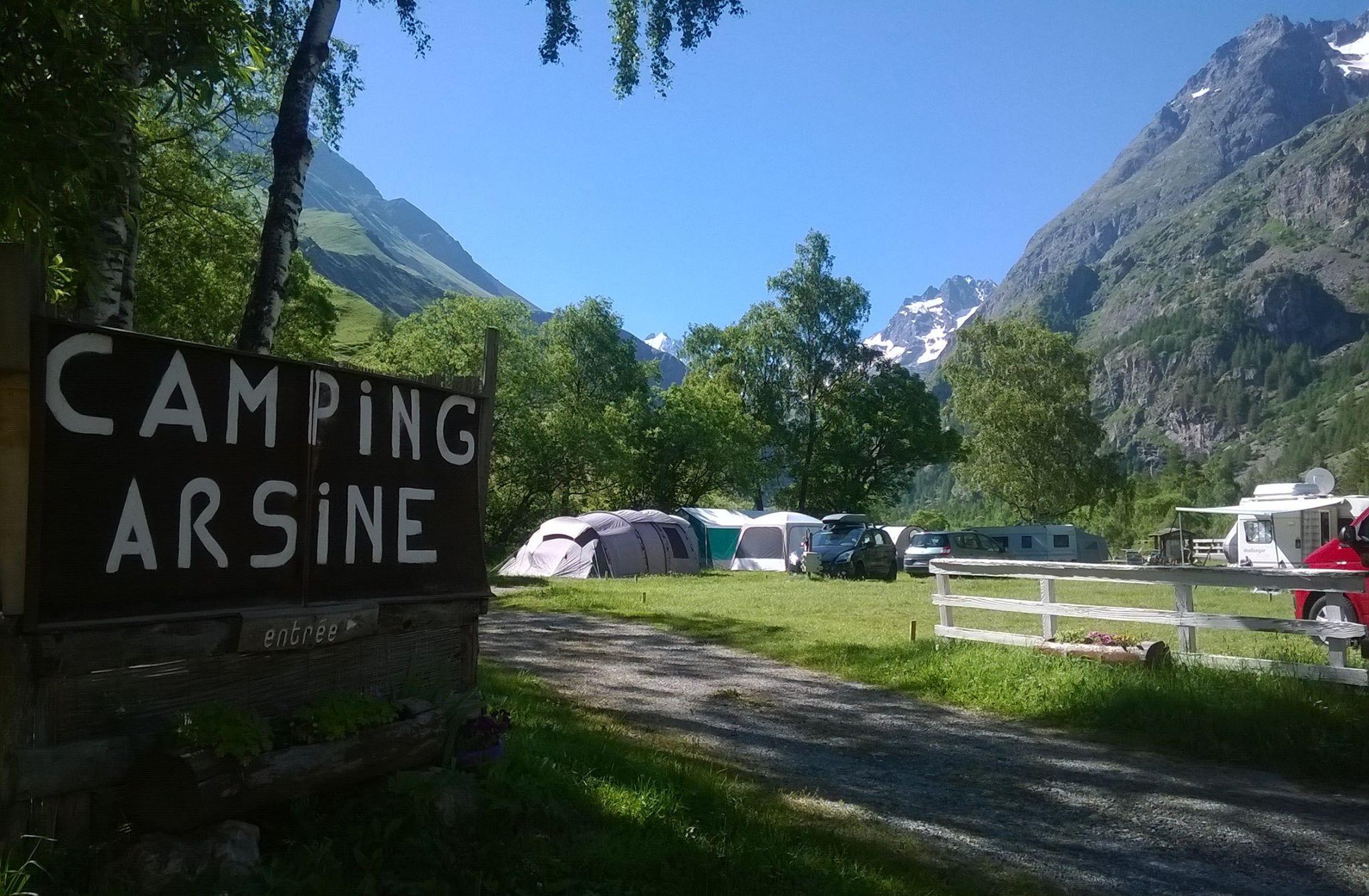 Camping Municipal d'Arsine